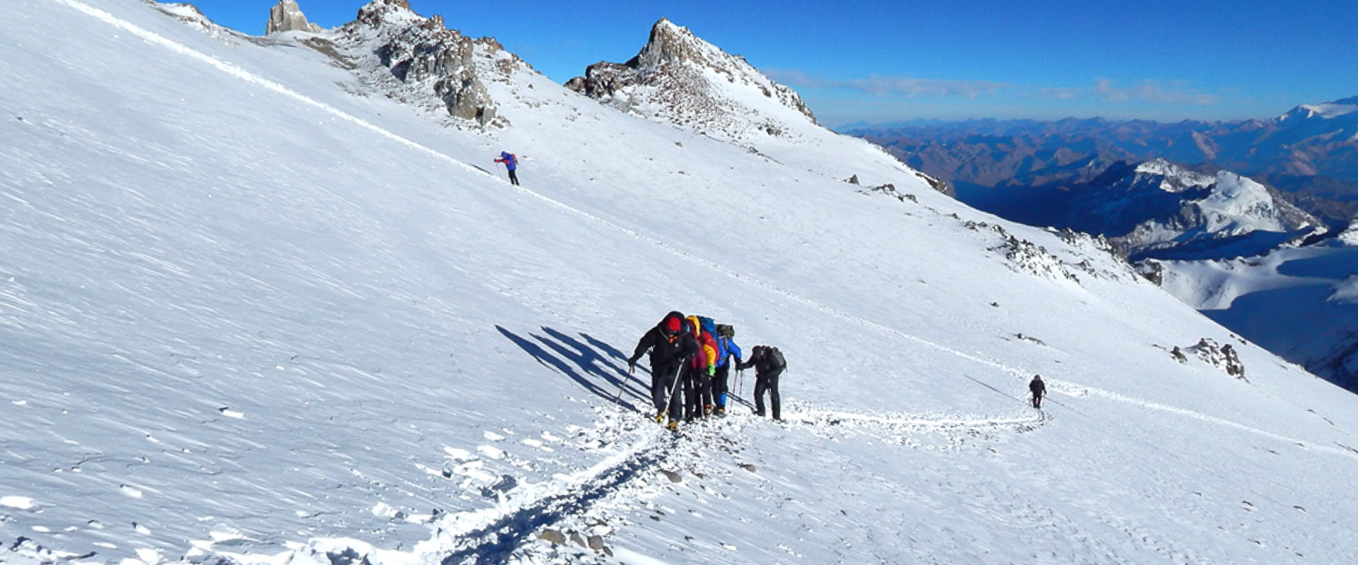 Mt Aconcagua Hike in Argentina