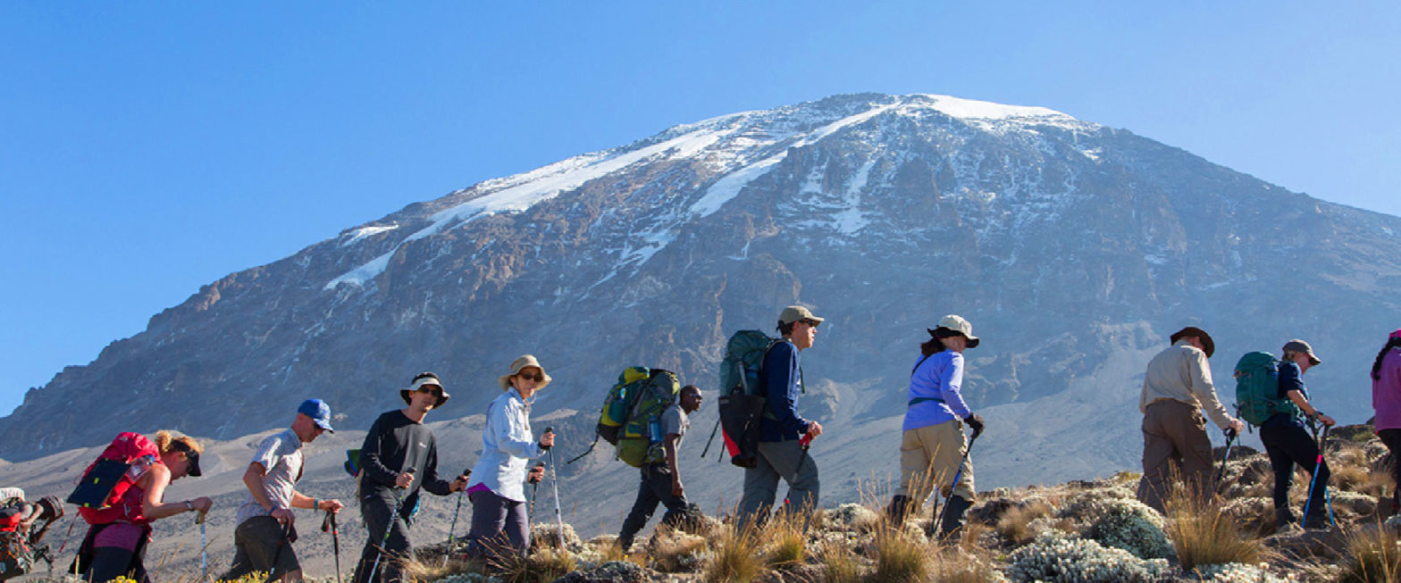 mt kilimanjaro climbing tour in tanzania