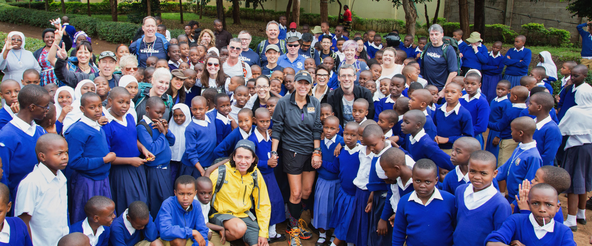 volunteer in tanzania for Mwereni Integrated School for the Blind