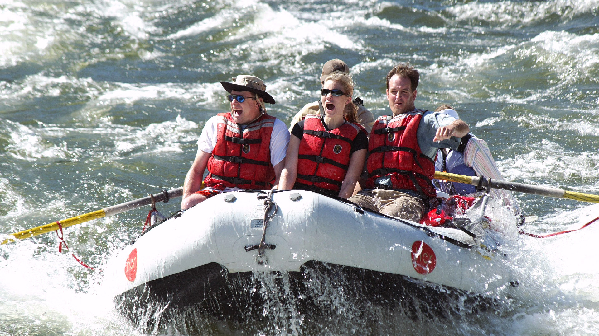 Hells Canyon White Water Rafting