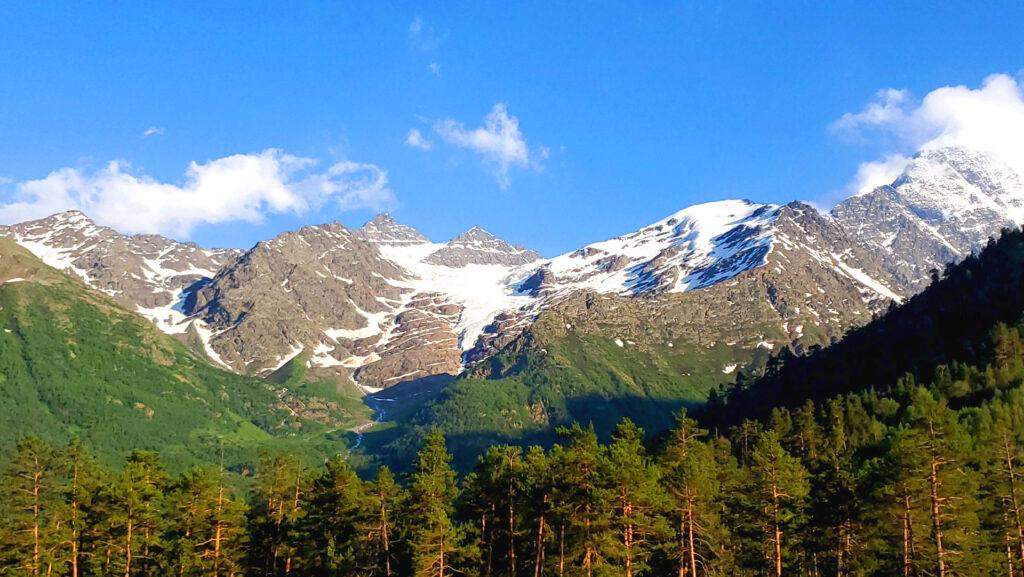 Mt. Elbrus Photo